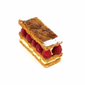 LE MILLEFEUILLE FRAMBOISES
